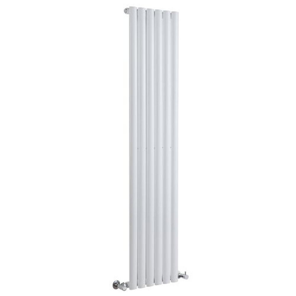 Design heizk rper vertikal einlagig wei 1780mm x 354mm for Design heizkorper vertikal