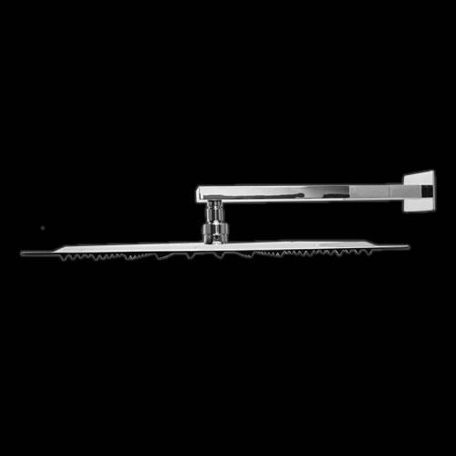 Duschkopf Messing Verchromt - 400 x 400mm
