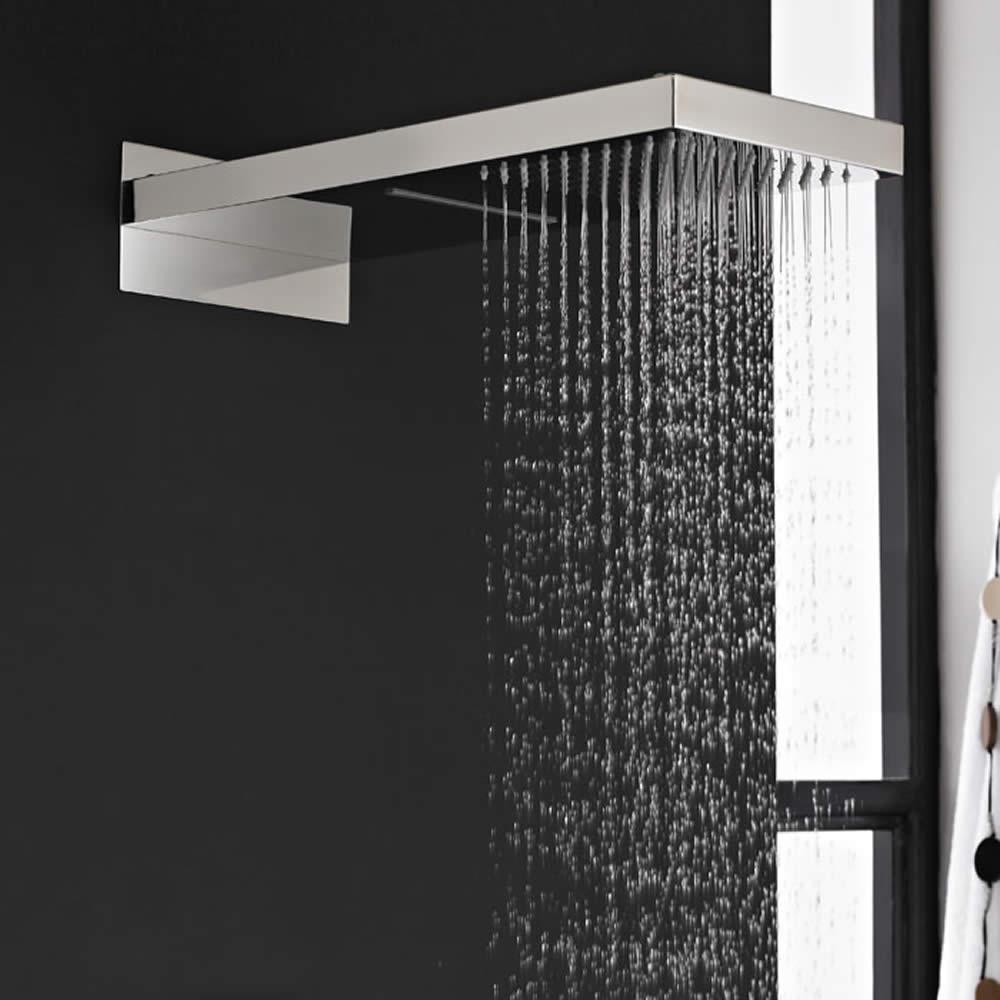 Duschkopf mit Wasserfallausguss 500mm x 200mm - Blade