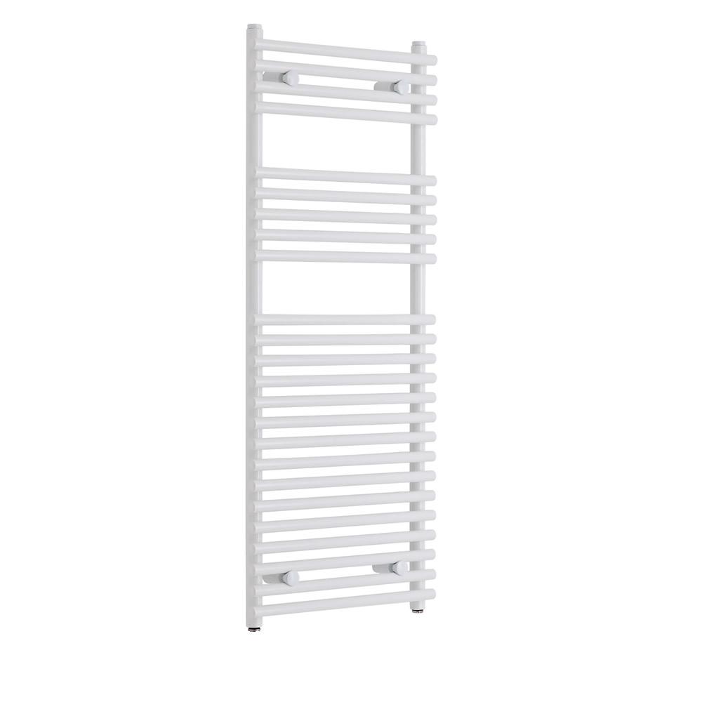 Handtuchheizkörper Weiß 1150mm x 450mm 698W - Etna