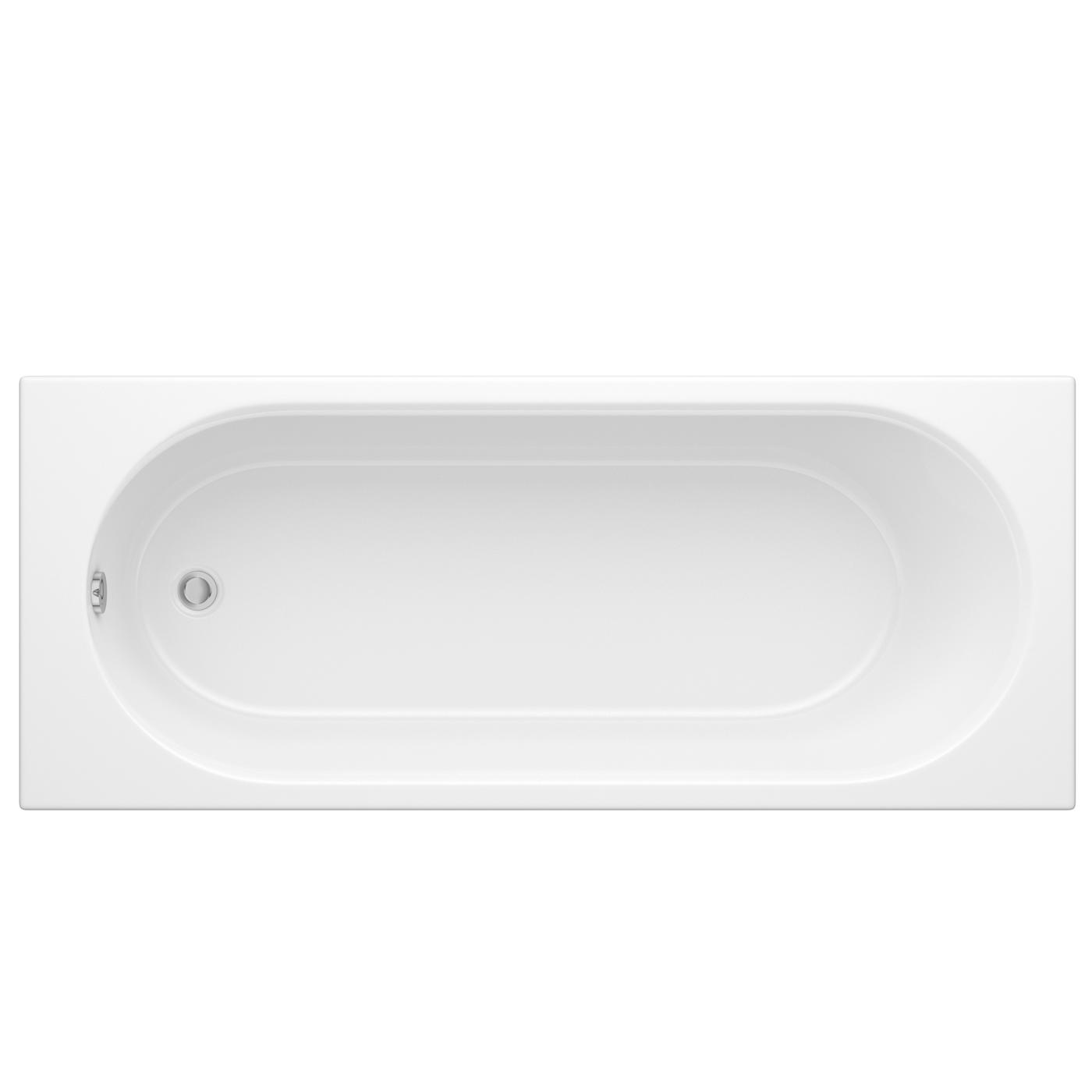 Einbau-Badewanne 1700mm x 700mm