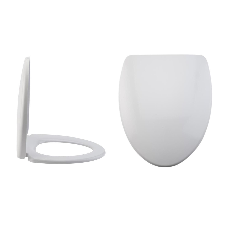 Toilettensitz Duroplast Fast Fix & Absenkautomatik, Befestigung von oben - Kenton