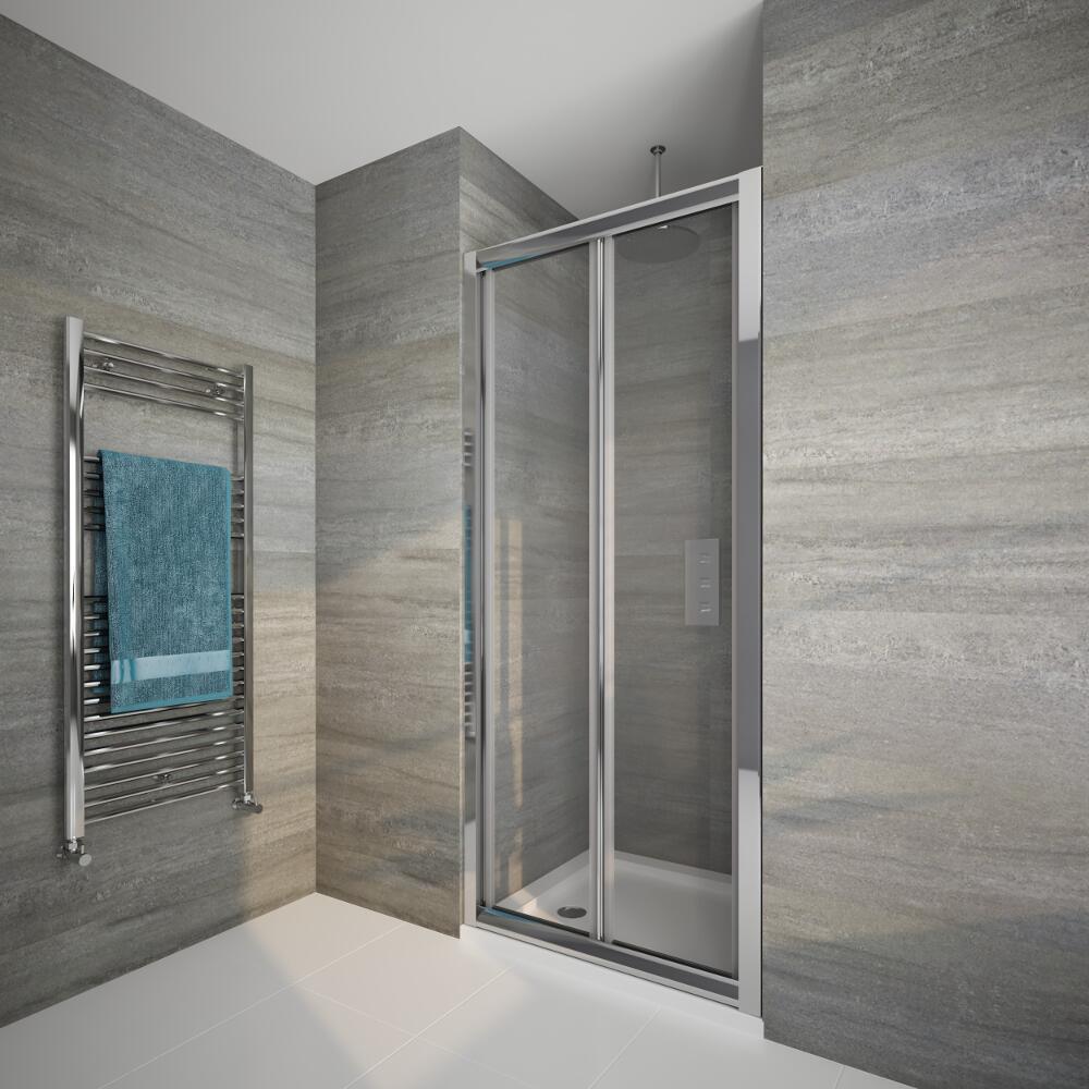 Duschtür Falttür 760mm - Portland