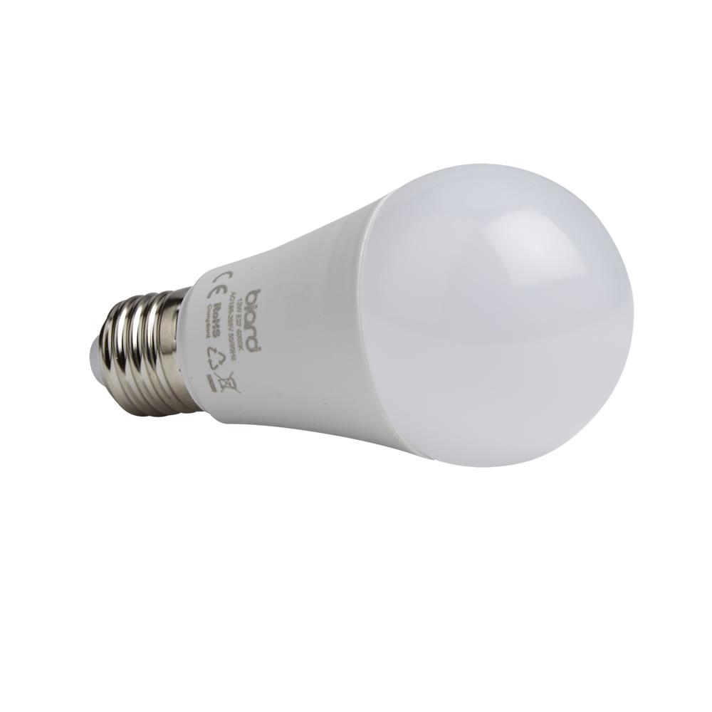 Biard 6x LED Birne 12W Milchglas mit E27 Gewinde