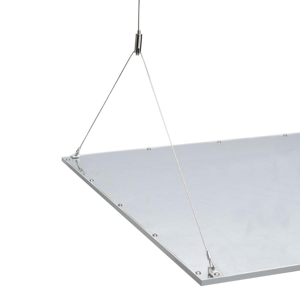 Biard Montagezubehör zur Deckenbefestigung, 60x60cm Paneelleuchte