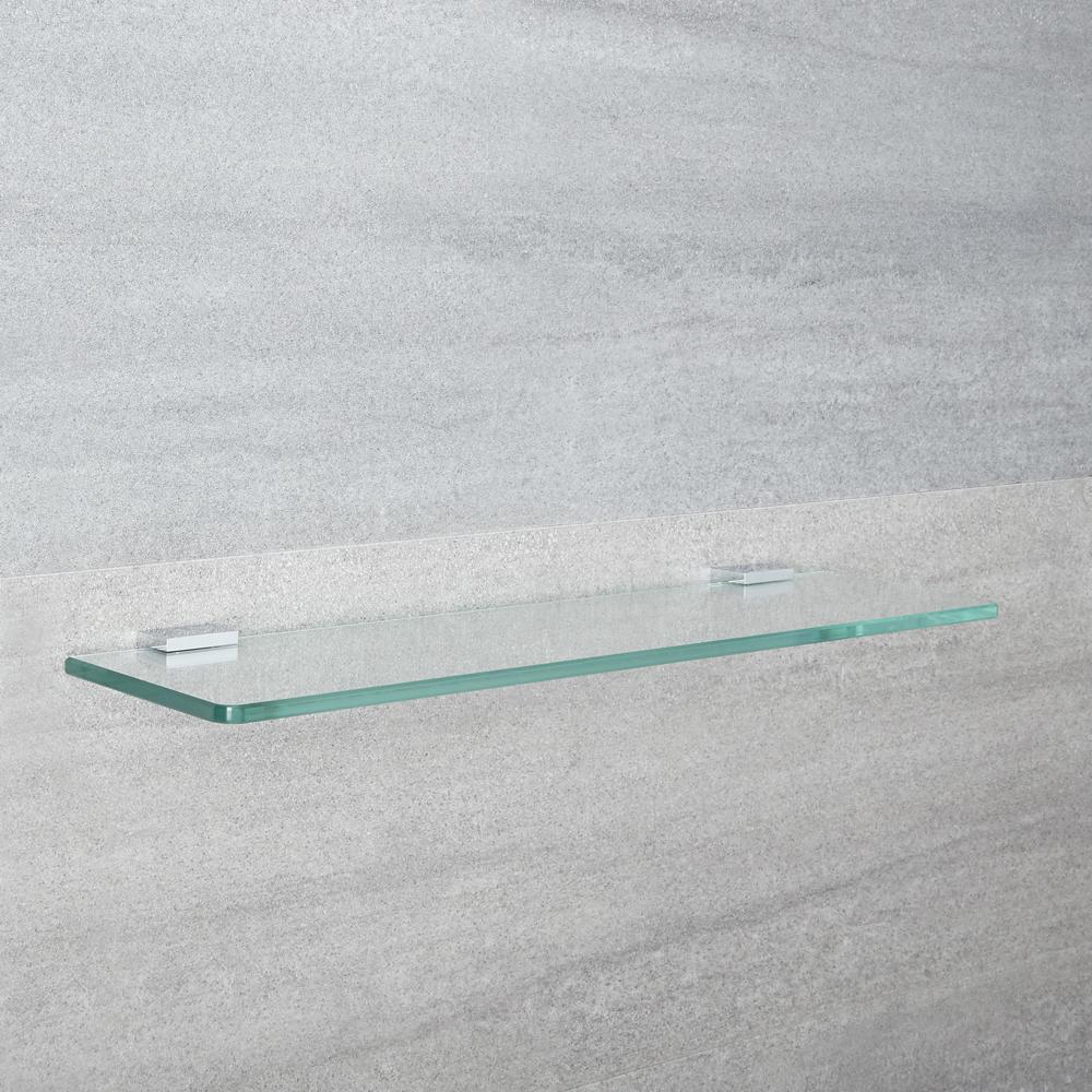 Badablage aus Glas - Kubix