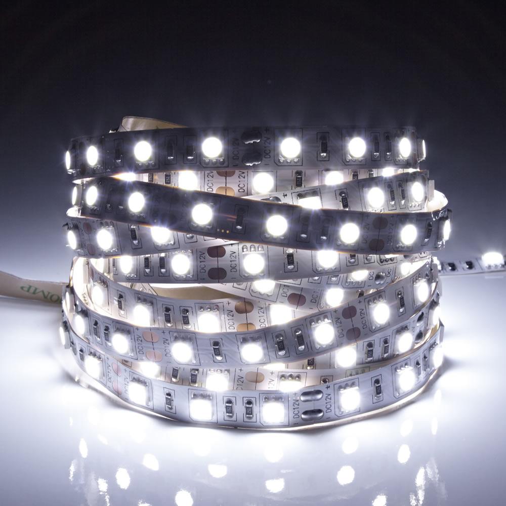 Biard 5m 5050 300 LED Strip, kühles Weiß, zur Innenraumnutzung