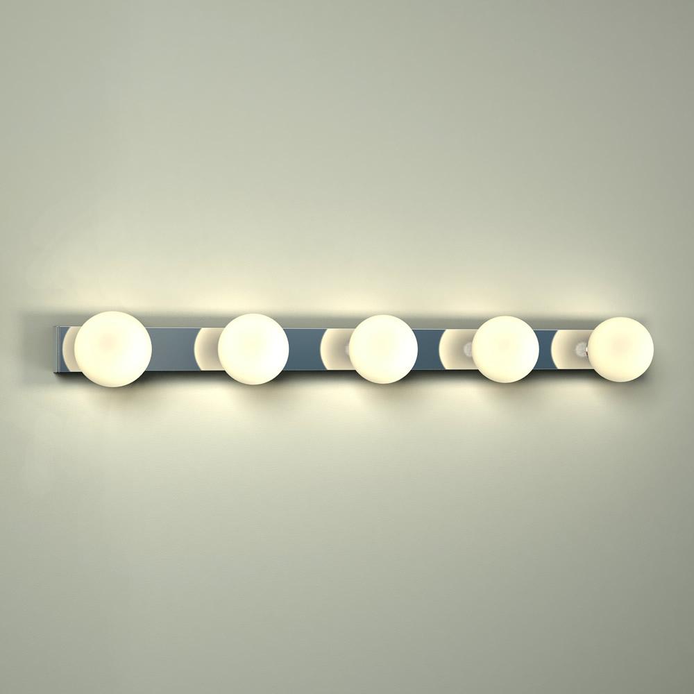 Lucerne LED Hollywood-Leuchte IP44