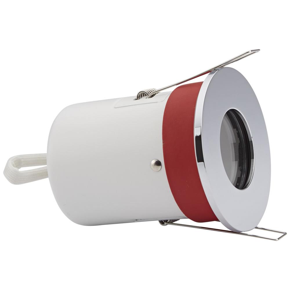 Biard Einbauspot mit verschiedenen Blenden, Brandschutzklassifiziert und IP65 getestet für GU10 Birnen - Rund Ø72mm