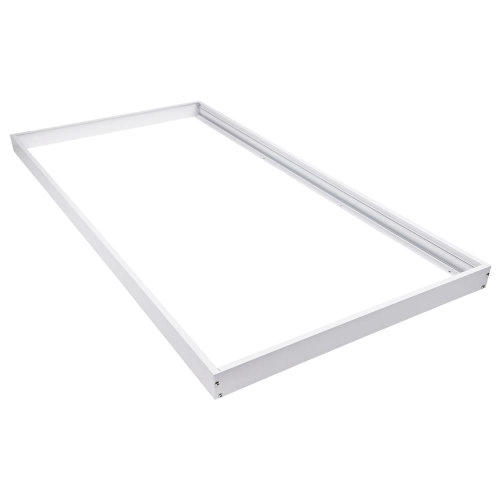 Biard Rahmen zur Oberflächenmontage, 60x120cm LED Paneellleuchte