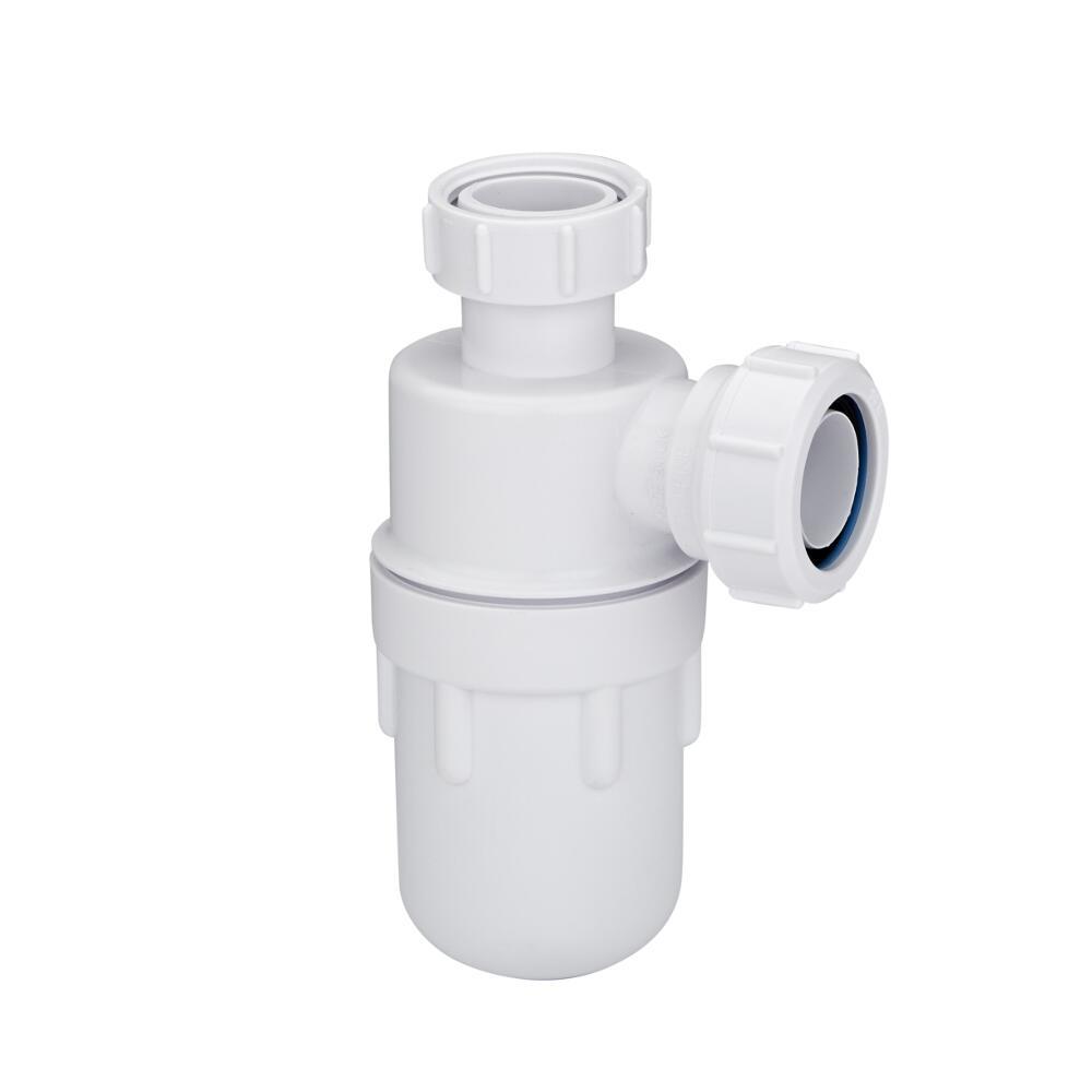 """Waschtisch Tassensiphon 1- 1 ½"""" PVC - McAlpine"""