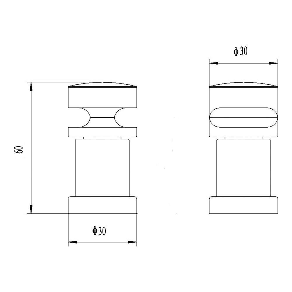 wandhalterung für weiße horizontale design heizkörper - revive