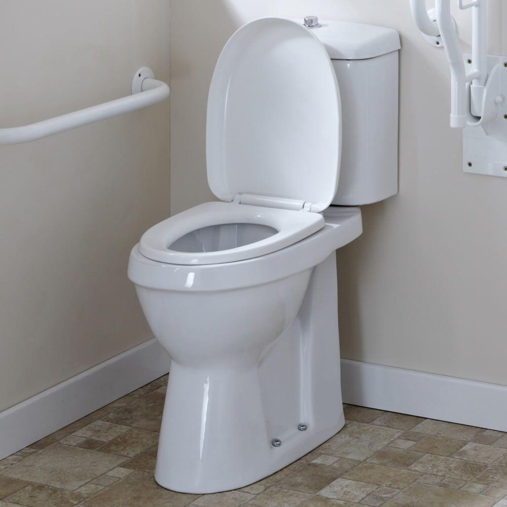 doc m barrierefreie toilette. Black Bedroom Furniture Sets. Home Design Ideas