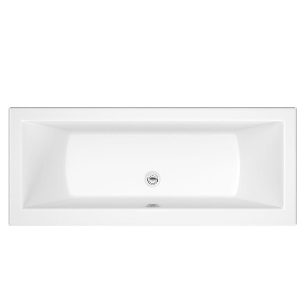standard badewanne 1700mm x 750mm rechteckig ohne paneel. Black Bedroom Furniture Sets. Home Design Ideas