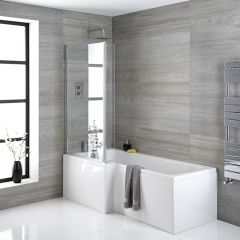 Hervorragend Moderne Badewannen NV95