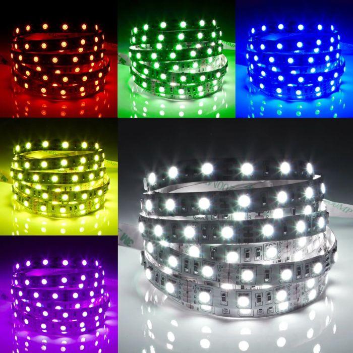 Biard 5m 5050 300 LED Strip, farbwechselnd, zur Innenraumnutzung