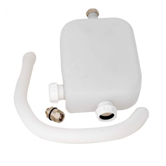 Wasserauffangbehälter für 4-Loch Armaturen