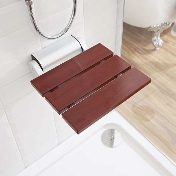 Duschsitz zur Wandmontage Sapelli