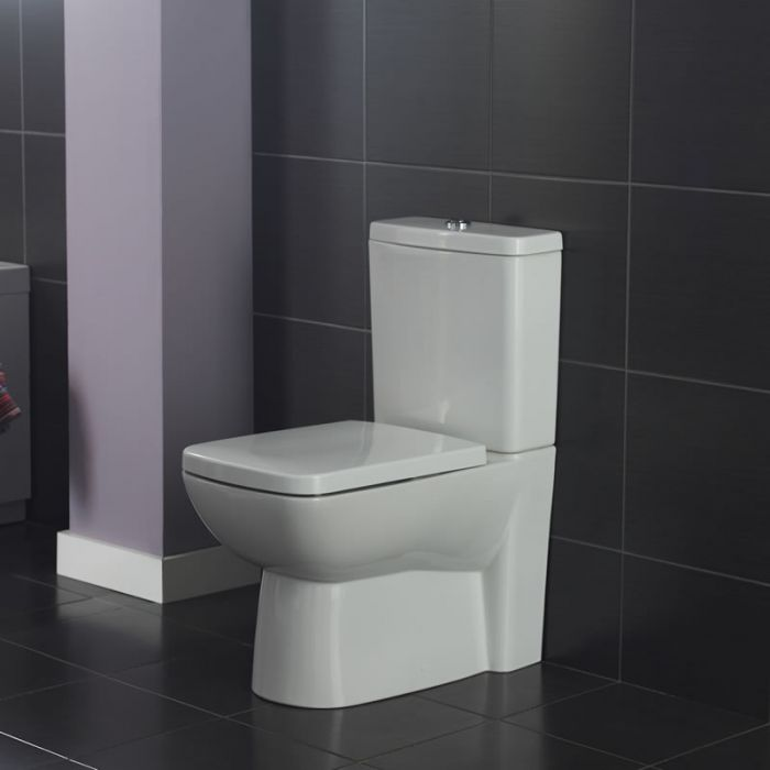 Keramiktoilette Komfort Modern