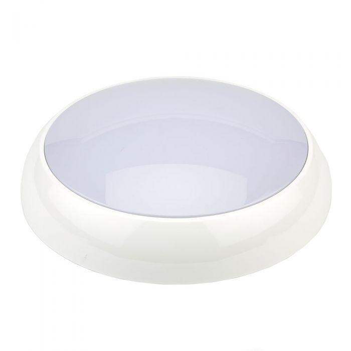 Biard Runde 18W LED Notfallleuchte Dauerschaltung oder Betriebsschaltung