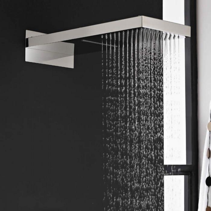 Wassersparender Duschkopf mit Wasserfall 500mm x 200mm - Blade