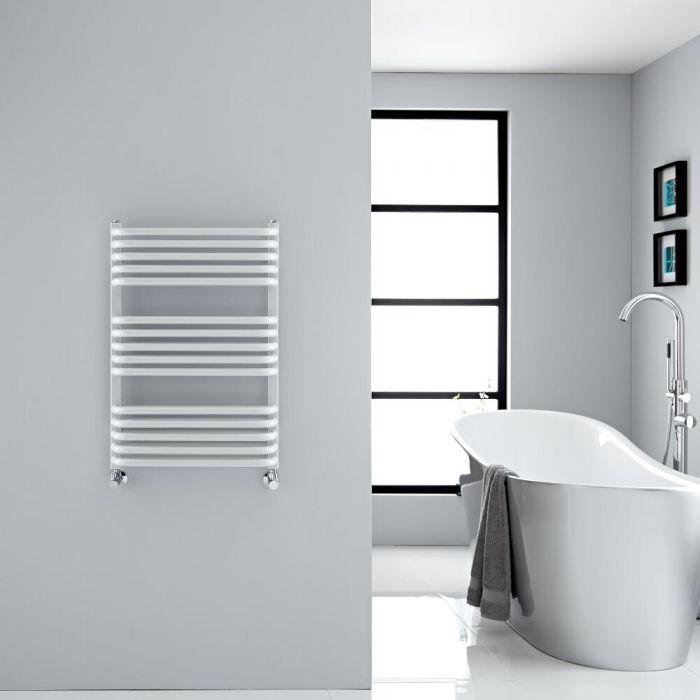 Handtuchheizkörper Vertikal Weiß 736mm x 500mm 752W - Arch