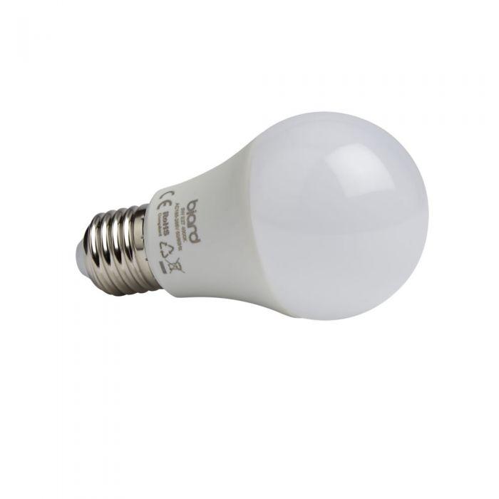 Biard 6x Dimmbare LED Birne 5W Milchglas mit E27 Gewinde
