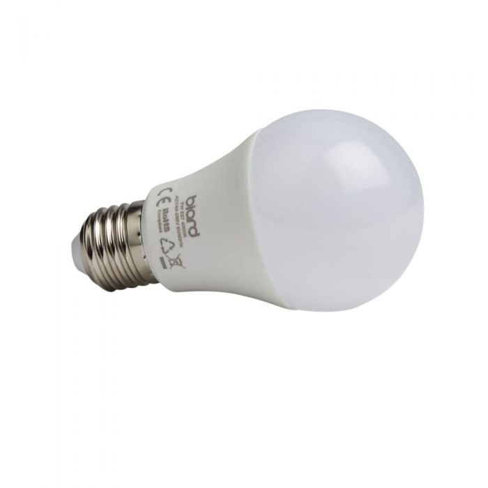 Biard 6x Dimmbare LED Birnen 7W Milchglas mit E27 Gewinde