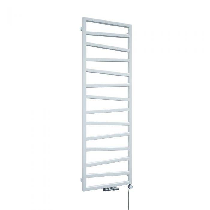 Handtuchheizkörper Vertikal Weiß 1545mm x 500mm - Torun