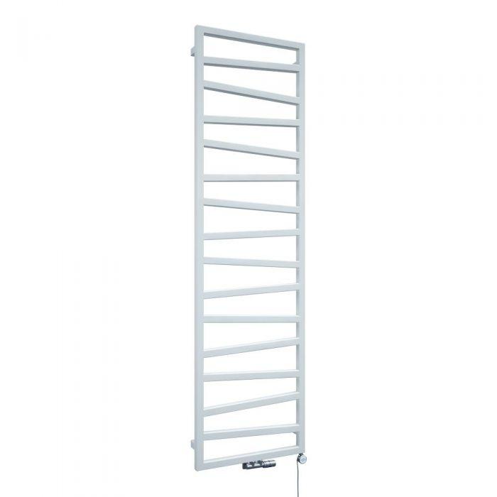 Handtuchheizkörper Vertikal Weiß 1780mm x 500mm - Torun