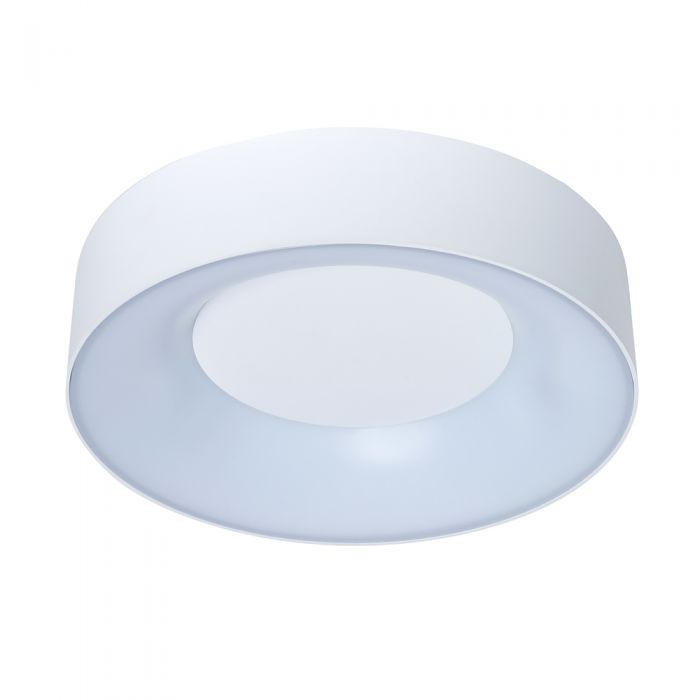 Biard Lecce LED 18W IP54 Rundes Deckenlicht – Weiß