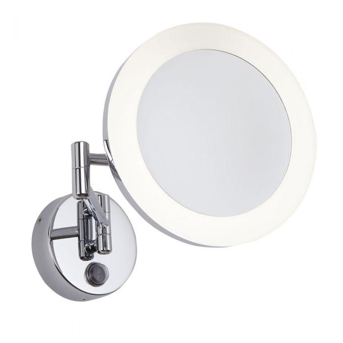 Monoun LED Kosmetikspiegel für das Badezimmer - Rund