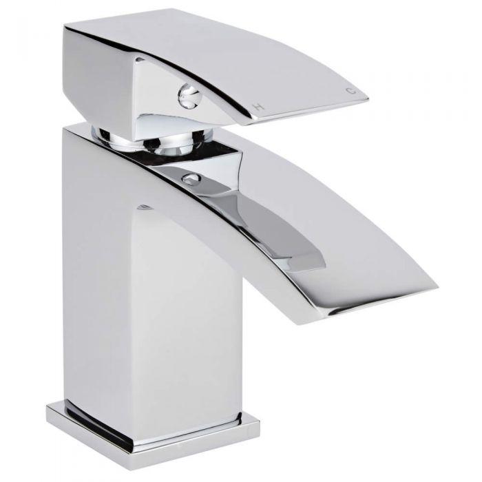 Stand Einhebel Waschtischarmatur - Wick