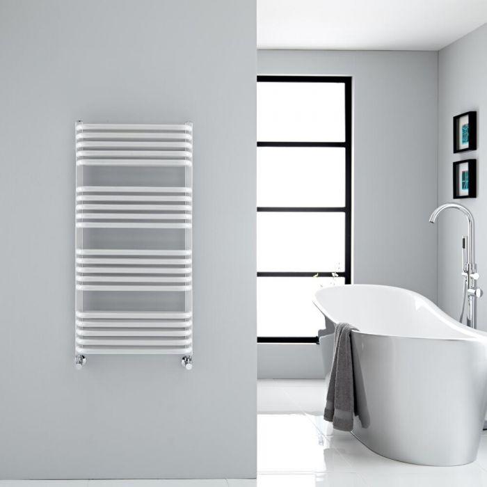Handtuchheizkörper Vertikal Weiß 1000mm x 500mm 933W - Arch