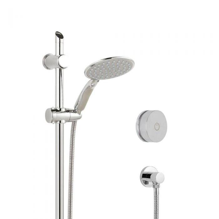 Digitale Dusche für eine Funktion, inkl. Duschstangenset - Narus