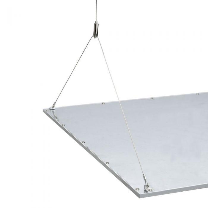 Biard Montagezubehör zur Deckenbefestigung, 120cm Paneelleuchte