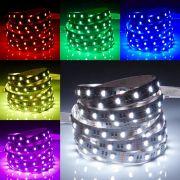 Biard 5m 5050 300 LED Strip, farbwechselnd, nicht Wasserfest IP20