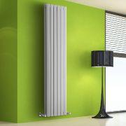 Design Heizkörper Vertikal Doppellagig Weiß 1780mm x 420mm 1618W - Vital