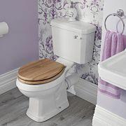 Toilette Richmond - wählbarer WC-Sitz