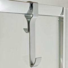 Handtuchhaken Lang für Duschabtrennung