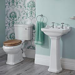 Badausstattung Richmond -Waschbecken & WC-Set