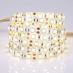 Biard 5m 5050 300 LED Strip, warmes Weiß, wasserdicht IP65