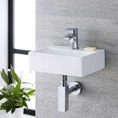 Handwaschbecken Rechteckig 360mm x 250mm - Sandford