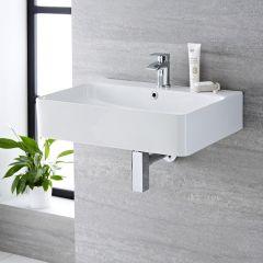 Aufsatzwaschbecken Rechteckig 600mm x 420mm - Exton