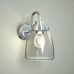 Yogo Gebogenes Badezimmer Wandlicht
