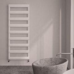 Handtuchheizkörper Weiß 1590mm x 500mm 683W - Gradus