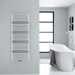 Handtuchheizkörper Vertikal Weiß 1269mm x 500mm 1123W - Arch