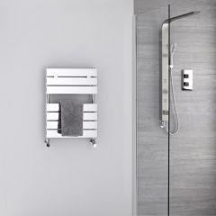 Handtuchheizkörper Chrom 620mm x 450mm 209W - Lustro