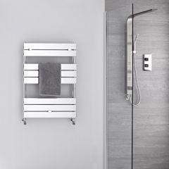 Handtuchheizkörper Chrom 840mm x 600mm 309W - Lustro