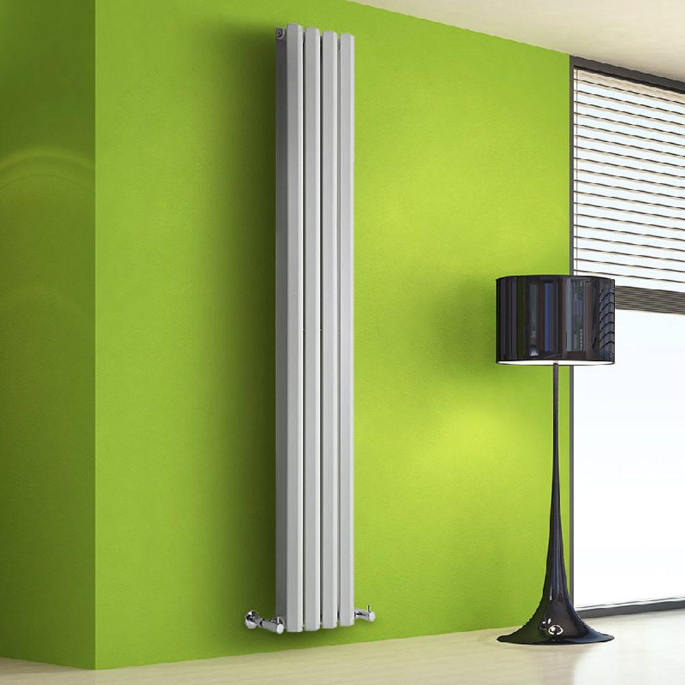 design heizk rper vertikal doppellagig wei 1780mm x 280mm 1079w vital. Black Bedroom Furniture Sets. Home Design Ideas